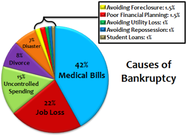 Bankruptcy-Causes